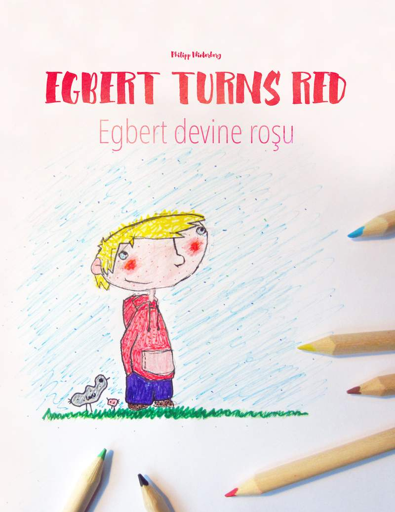 Egbert devine roşu